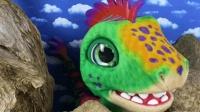 仿真恐龙模型玩具 侏罗纪霸王龙毛绒玩具