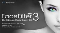Reallusion FaceFilter Pro 3.02 中文版 永久安装使用教程(配曲 凉凉)