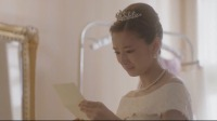 北川景子婚礼收到去世好友来信,流泪仍然貌美如花,好友让她和小栗旬做好朋友