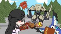 王者荣耀搞笑小动画: 美丽的邂逅, 紫霞却误坑了孙悟空