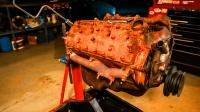 牛人团队翻新一台报废的V8引擎, 全程高能, 这技术也没谁了
