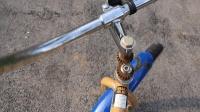 史上最难骑自行车, 仅多装2个齿轮, 谁骑谁摔, 赏重金挑战没人赢