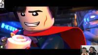乐高DC超级反派第2期: 新的超级英雄★积木玩具游戏★哲爷和成哥