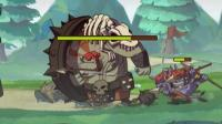 【逍遥小枫】死灵部队入侵, 维京人大反击! | 剑与勇士2 #3