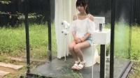 奇葩日本花64万人民币建透明公厕, 为什么却只限女性使用