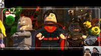 乐高DC超级反派第3期: 正义的辛迪加★积木玩具游戏★哲爷和成哥