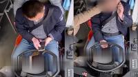 男子坐公交拒付车费被提醒 掐脖辱骂司机