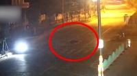 老太被三轮撞倒地 12车路过无人施救后遭碾压