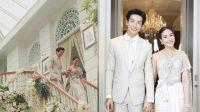 头条:推哥结婚啦!泰国男星PUSH迎娶大三岁女友