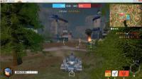 暴走装甲 一局杀死13个敌人 除了杀手2其他的战车很难做到!