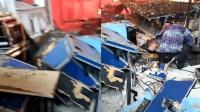 婚礼现场气瓶突然爆炸 致宾客1人死亡11伤