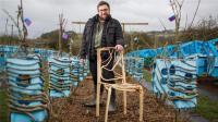世界上最贵的椅子, 从土里被种出来, 10年才能作一把!