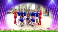 建群村广场舞《火辣辣的妹妹》编舞慧慧2018年最新广场舞带歌词