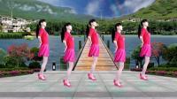 草原歌曲广场舞《格桑花》32步, 大气豪爽, 好听更好看!