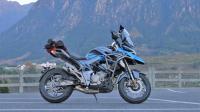 「呆子测评」喜忧参半, 升仕 310T ADV 骑士网摩托车测评