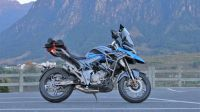 「呆子测评」喜忧参半,升仕 310T ADV 骑士网摩托车评测