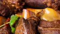 美食台 | 东北人这样烧大肉, 豪气!