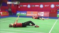 香港赛女双决赛