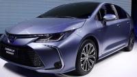 广州车展:丰田卡罗拉双擎外观时尚,颜值全面上线