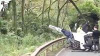 【整点辣报】直升机坠落峨眉山/乘客筹钱修飞机/父亲打死28岁儿子