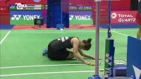 香港公开赛女单决赛奥原vs因达农