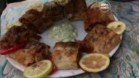 街头美食之烤肉串