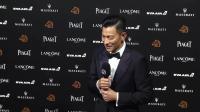 第55届金马奖颁奖典礼, 红毯采访, 刘德华压轴出场, 帅气依旧, 粉丝太多了