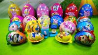 猪猪侠奇趣蛋与摇糖机玩具拆封分享