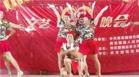 国庆节集体广场舞