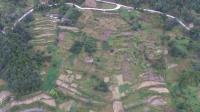 航拍贵州农村;村寨、田园、大山相映衬, 这才是农村真正的美