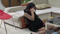 老婆怀孕肚子疼, 老公不管, 还在外面喝酒, 最后老公纠心