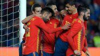 友谊赛-门德斯处子球莫拉塔失良机 西班牙1-0小胜波黑