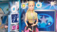 芭比娃娃巨星舞台便携箱 芭比娃娃过家家玩具分享