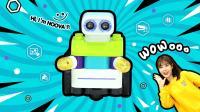 noova智能机器人儿童早教玩具学习编程