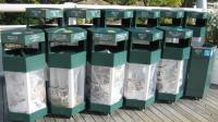 部分中国人在日本随地乱丢垃圾, 是因为日本的垃圾桶实在太少了?