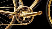世上最贵的5辆自行车, 24K纯金打造, 搭配钻石镶嵌, 售价高达300多万