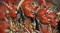 非洲沃达贝部落, 女人可随意挑美男子当丈夫, 哪怕该女子已经成婚