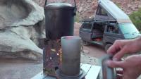 开着我的小破面包去犹他州的沙漠红岩地带露营, 装备简单却很实用!