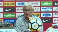 里皮:球员失误较多但不怪罪 相信亚洲杯前能调整好状态