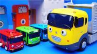 TAYO泰路小巴士托运车儿童玩具