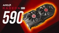 AMD 的反击?Radeon RX 590 测评