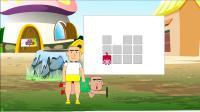 搞笑小动画: 挑战一笔画完小游戏, 一关不过伤透心