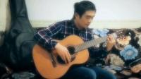 指弹吉他《东方美人》: 赵宇指弹
