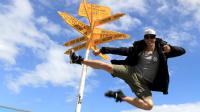 纽西兰:走访南极小镇,纽西兰的天涯海角