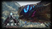 【矿蛙】方舟生存进化 灭绝#11 最强战力空中母舰沙漠泰坦(鲲)