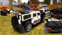 【永哥】警察驾驶警车城市救援 警察警车城市追逐赛 永哥玩游戏