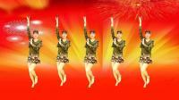 红儿最新广场舞《好歌连跳》 简单好看好学12步 原创有分解