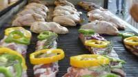 巴西的街头小吃之烤肉