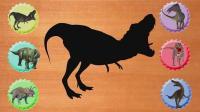 认识特暴龙等6种恐龙