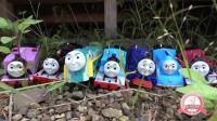 托马斯和玩具火车们的野外探险遇到大麻烦